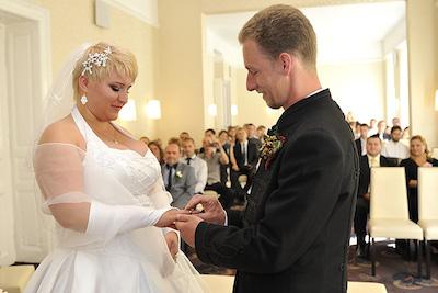 esküvői páros fotózás